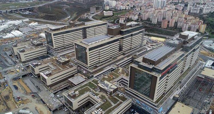 Başakşehir Şehir Hastanesi'nde ilk etap açıldı