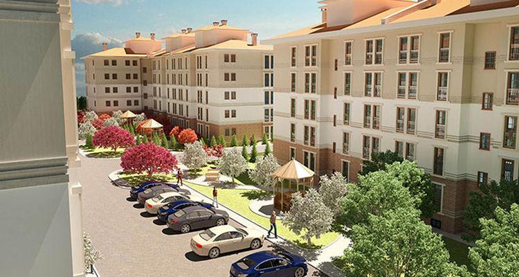 Bursa Gürsu'ya 413 adet sosyal konut inşa edilecek