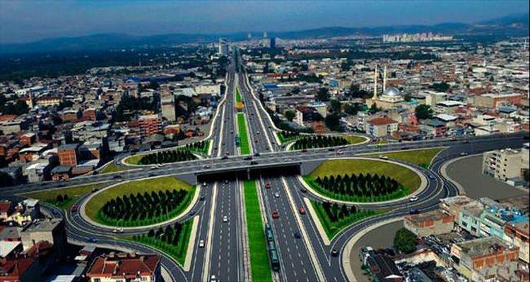 Bursa İstanbul Caddesi dönüşümle yenileniyor