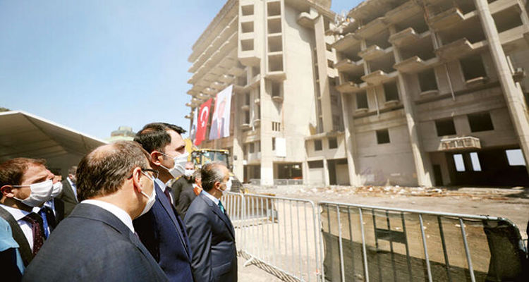 Bursa'daki tarihi dönüşüme 50 milyon TL'lik destek