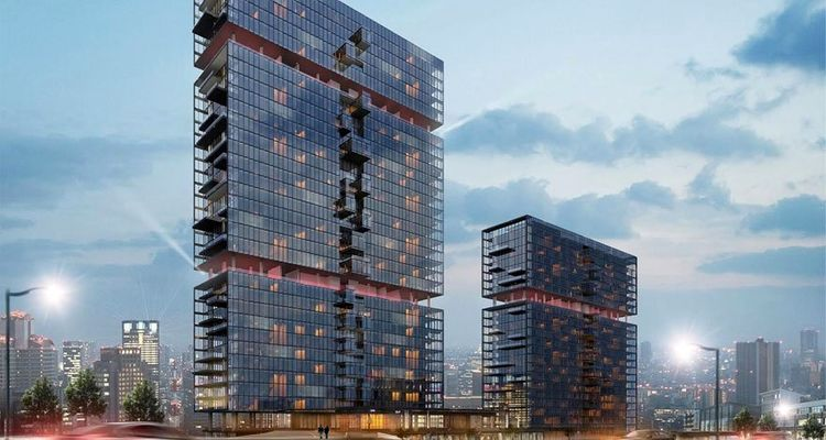 Cubes Ankara projesinde yapı ruhsatı alındı