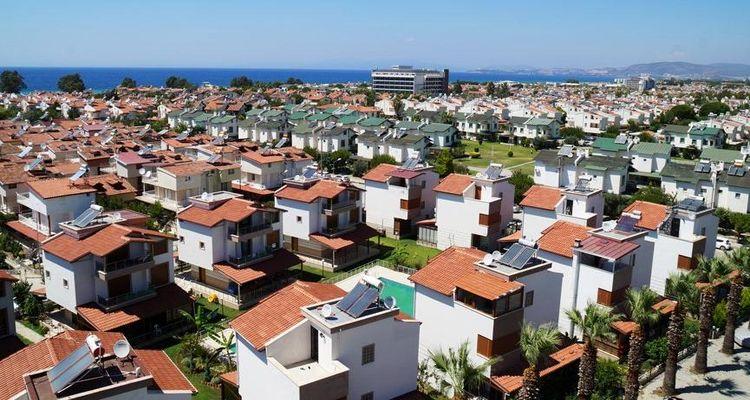 Ege bölgesinde kiralık villalara büyük ilgi