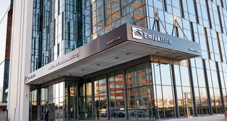 Emlak Bankası İstanbul'daki beşinci şubesini açtı