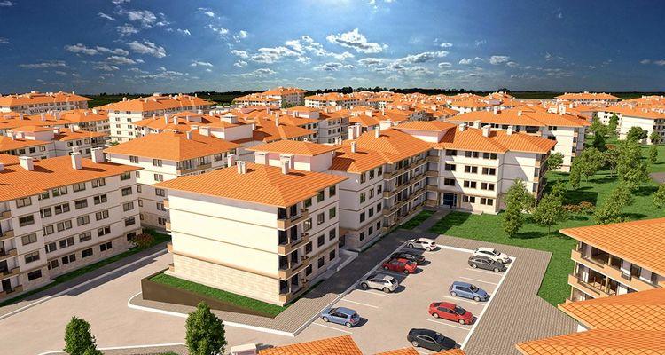 Gaziantep Kuzeyşehir'de 2 bin 200 konut için kuralar çekildi
