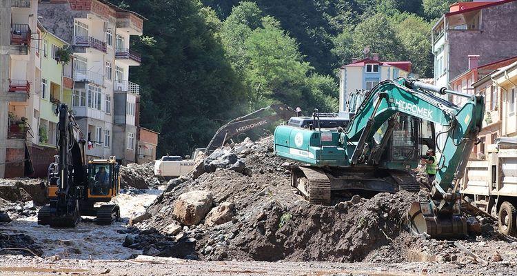 Giresun'daki kentsel dönüşüm 28 binada başladı