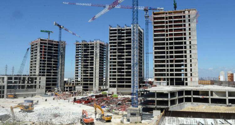 İnşaat sektörü faaliyetleri Haziran'da arttı