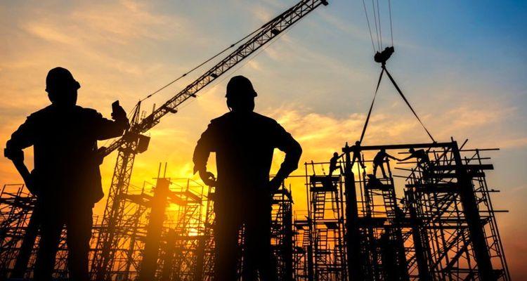 İnşaat sektörü güven endeksinde kısmı yükselme görüldü