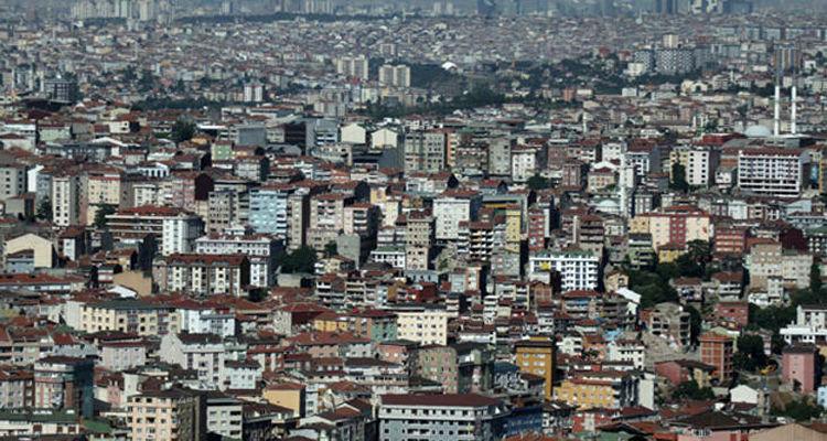 İstanbul'da 2021 yılı hedefi 100 bin konutun dönüşümü