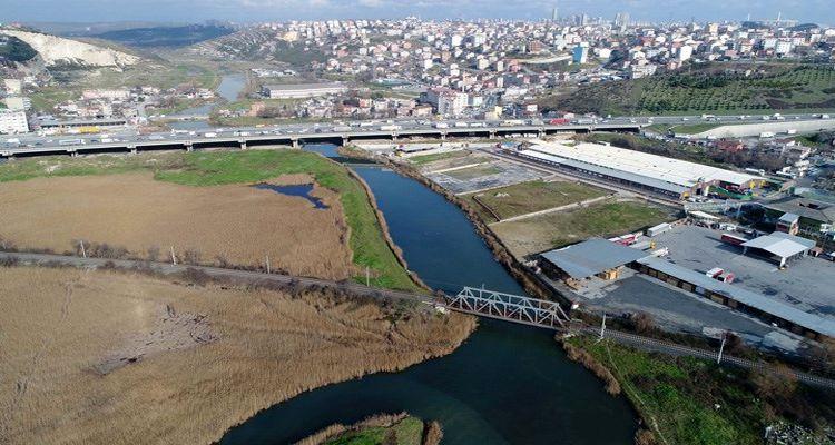İstanbul'da 357 adet aktif heyelan alanı belirlendi