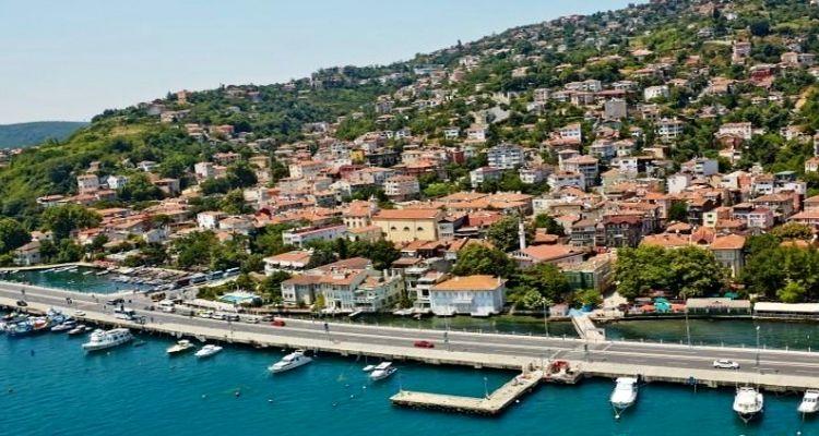 İstanbul'da en yüksek kiralar Sarıyer'de görüldü