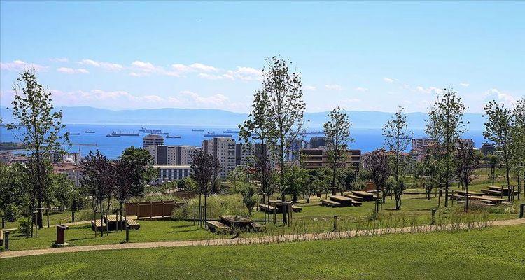 İstanbul'da iki yeni millet bahçesi açıldı