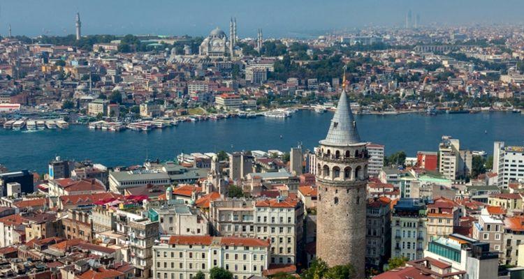 İstanbul'da konut fiyatları geçen yıla göre yüzde 8 arttı