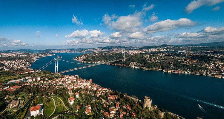İstanbul'da olası depreme karşı riskli ilçeler belirlendi