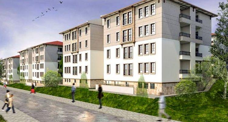 İzmir Bergama'ya sosyal konut müjdesi