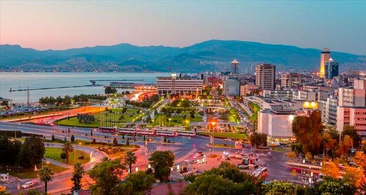 İzmir'de konut satışları yüzde 250 arttı