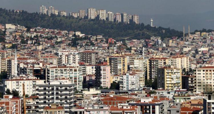 İzmir'de konut satışları yüzde 43 oranında düştü