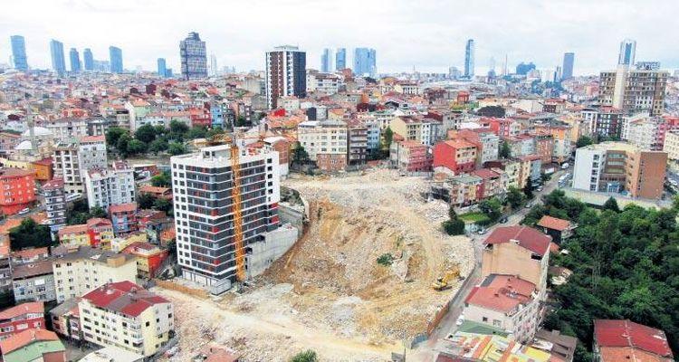 Kağıthane Yahya Kemal Mahallesi'nde çalışmalar sürüyor