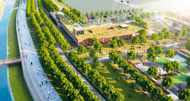 Kahramankazan'da millet bahçesi yapımı başlıyor