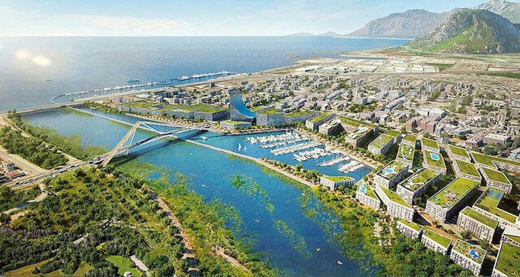 Kanal İstanbul projesinde yeni imar planları onaylandı