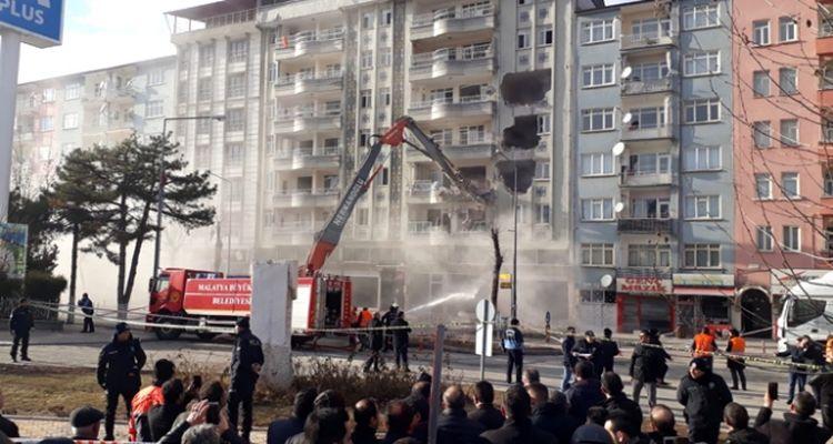 Malatya'da 6 bin ağır hasarlı bina belirlendi