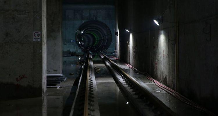 Mecidiyeköy-Mahmutbey metrosunda açılış ertelendi