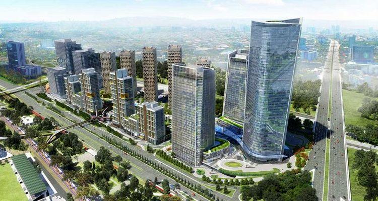 Merkez Ankara projesinde fiyatlar 500 bin TL'den başlıyor