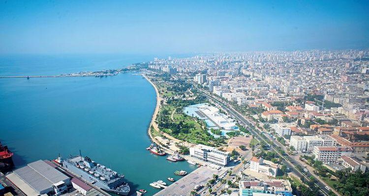 Mersin Akdeniz'de 416 sosyal konutun inşası başladı