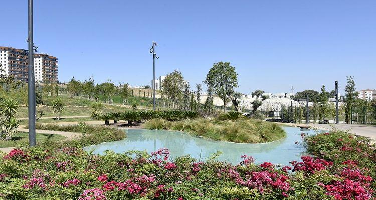 Pendik Millet Bahçesi hizmete açıldı