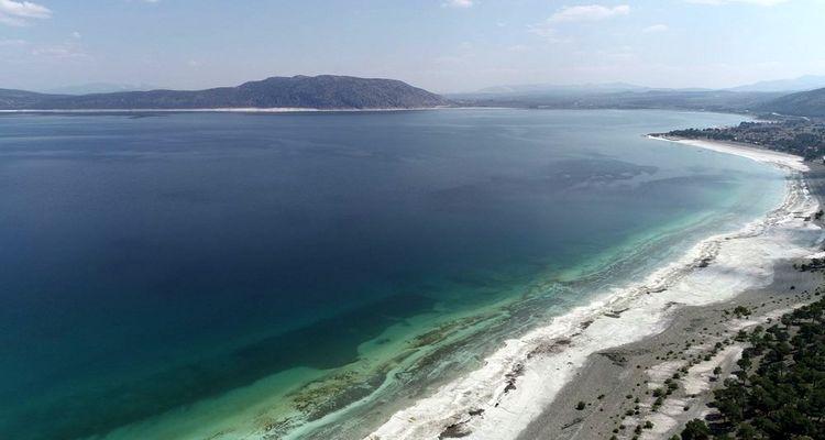 Salda Gölü'ndeki görüntülerle ilgili soruşturma başlatıldı