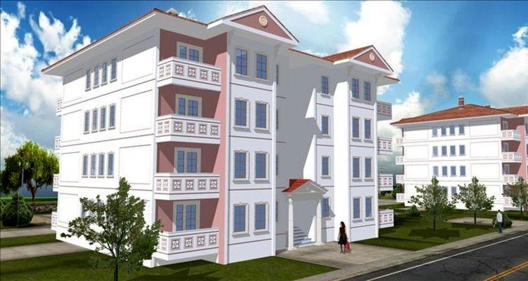 TOKİ İzmir Karabağlar projesinde kuralar çekildi