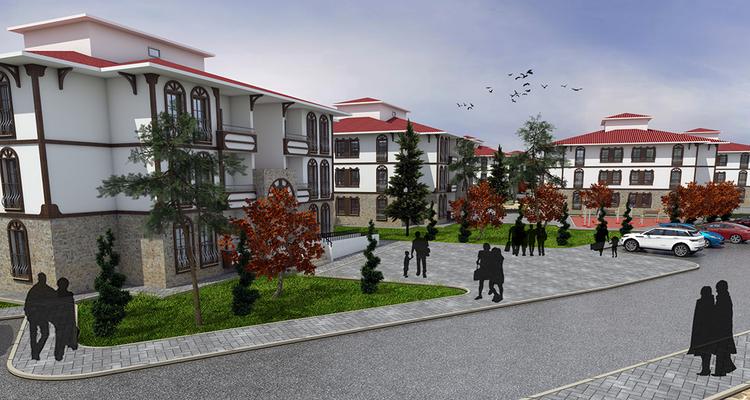 TOKİ'den Zonguldak'a 203 yeni konut
