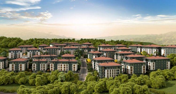 Trabzon Araklı'daki sosyal konutlar 2021'de bitecek
