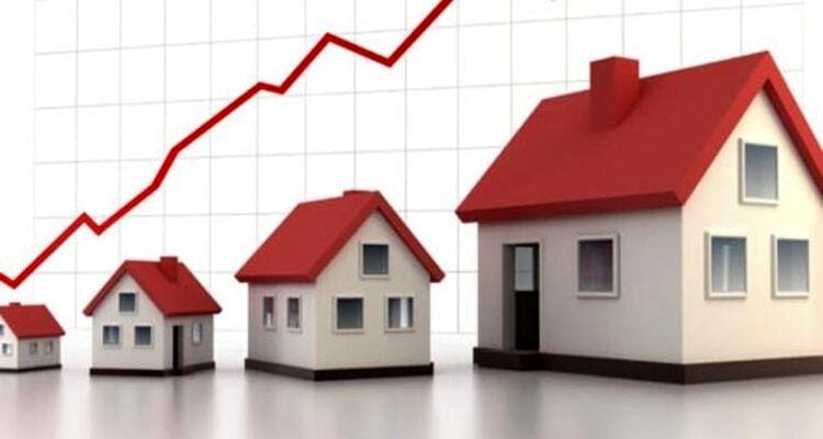 Yeni konutlarda fiyatlar yüzde 4 oranında arttı