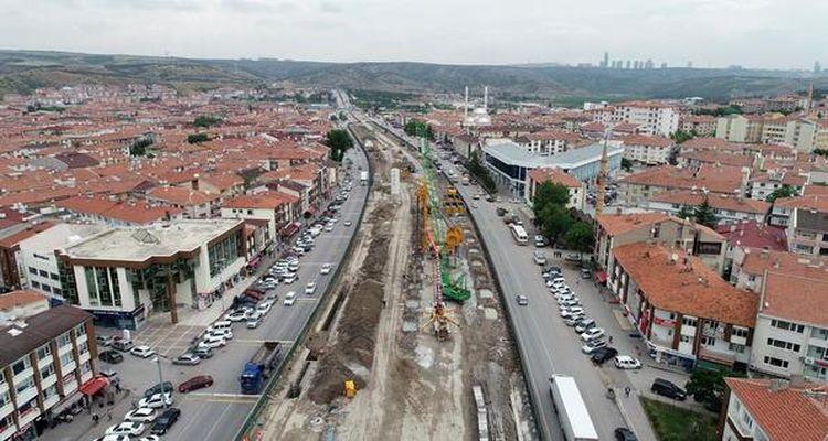 Ankara Gölbaşı'nda imar sorunu çözülüyor