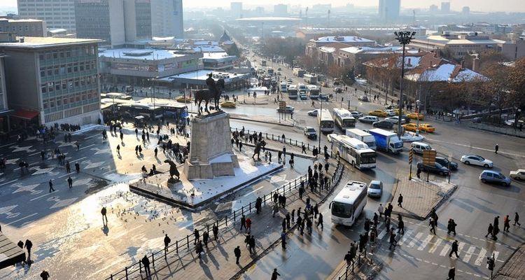 Ankara Ulus'ta tarihi yenileme çalışması başlıyor
