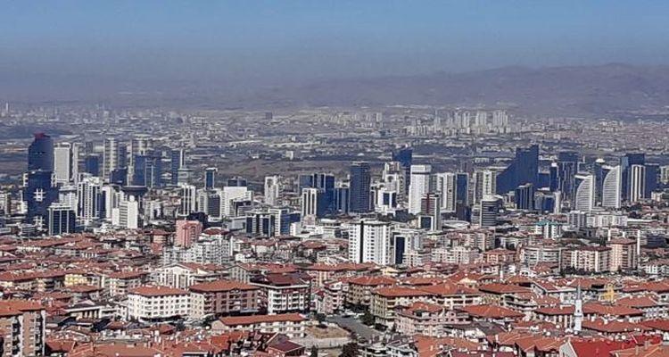 Ankara'da konut satışları Eylül'de geriledi