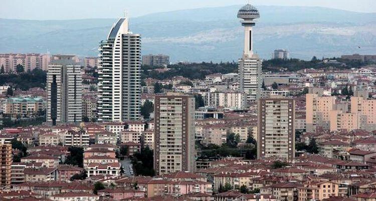 Ankara'da konut satışları Ocak ayında düştü
