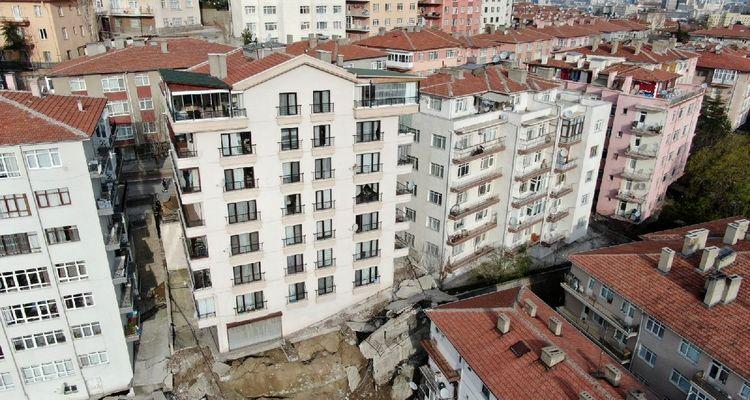 Ankara'da tahliye edilen 21 binada dönüşüm uygulanacak