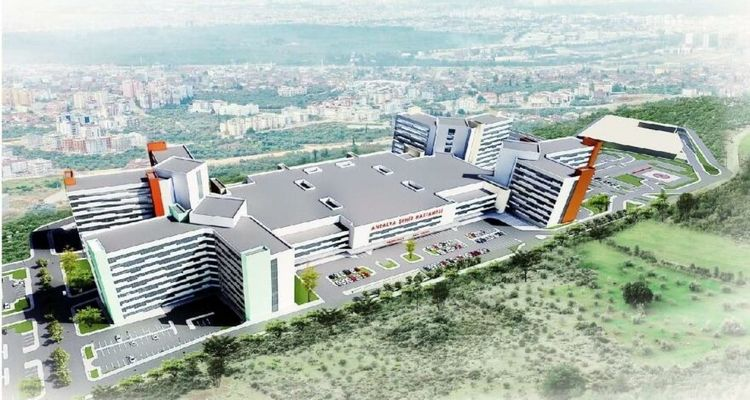 Antalya Şehir Hastanesi'ni inşa edecek firmalar belli oldu