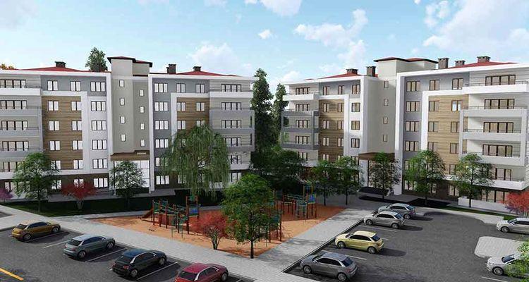 Ataşehir Şerifali'de 513 sosyal konut inşa edilecek