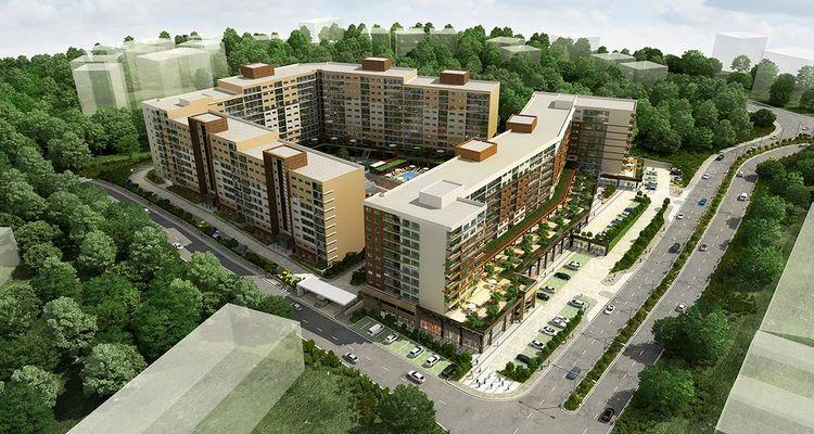 Aydos Land projesinde 290 bin TL'den başlayan satışlar sürüyor