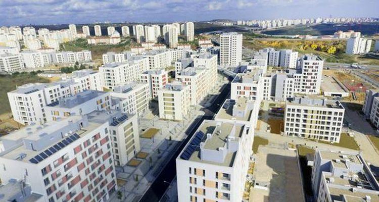 Başakşehir Kayabaşı'nda sosyal konutlar için kuralar çekildi