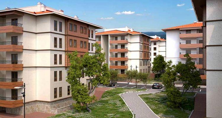 Başakşehir'deki yeni sosyal konut projesinde 503 konut inşa edilecek
