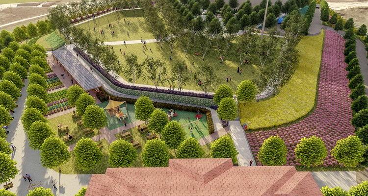 Bolu Millet Bahçesi projesinin ihalesi yapıldı