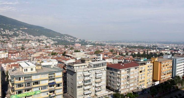 Bursa'da 70 bin riskli yapı bulunuyor