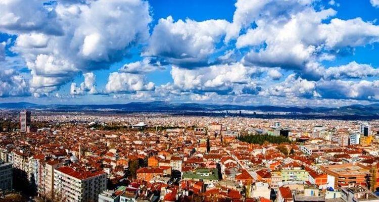 Bursa'da Ağustos ayında 6 bin konut satıldı