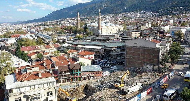 Bursa'da yeni dönüşüm projeleri için anlaşma sağlandı