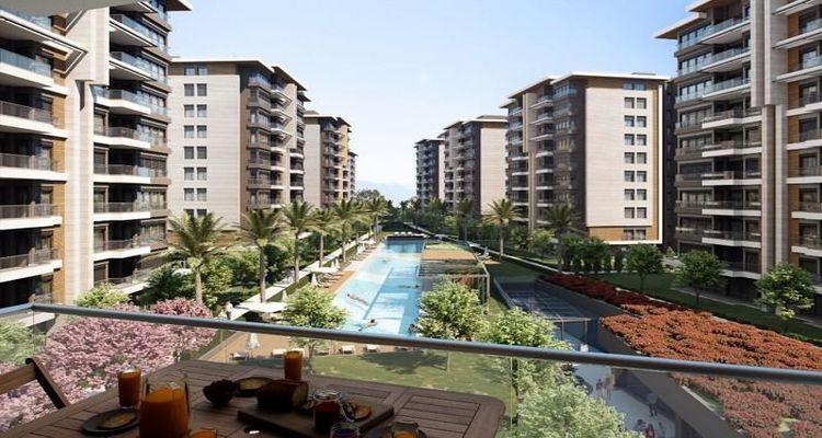 Casamax Antalya projesinde satışlar başladı