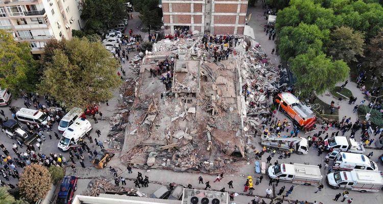 Depremde yıkımın nedeni demir ve beton kalitesi