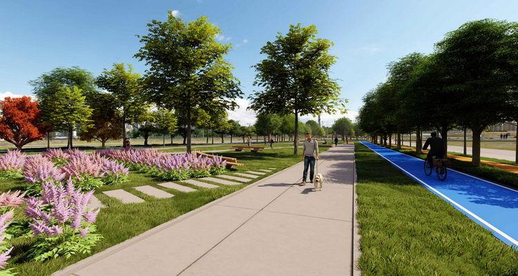 Diyarbakır'daki yeni millet bahçesinin ihalesi yapıldı